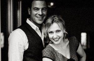 Dana Golombek und Tobias Licht